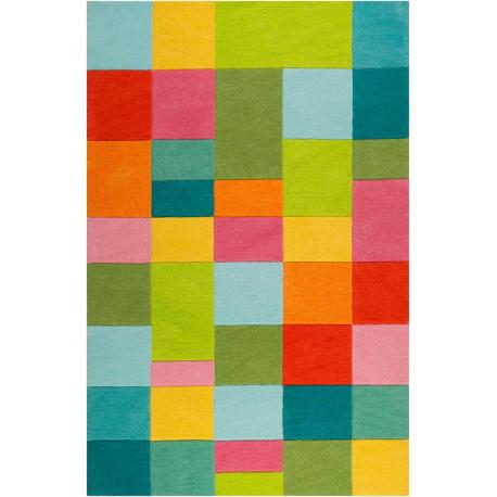 Tapis de chambre enfant multicolore Flip da Hip Smart Kids