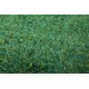 Tapis shaggy uni vert New Glamour par Esprit Home