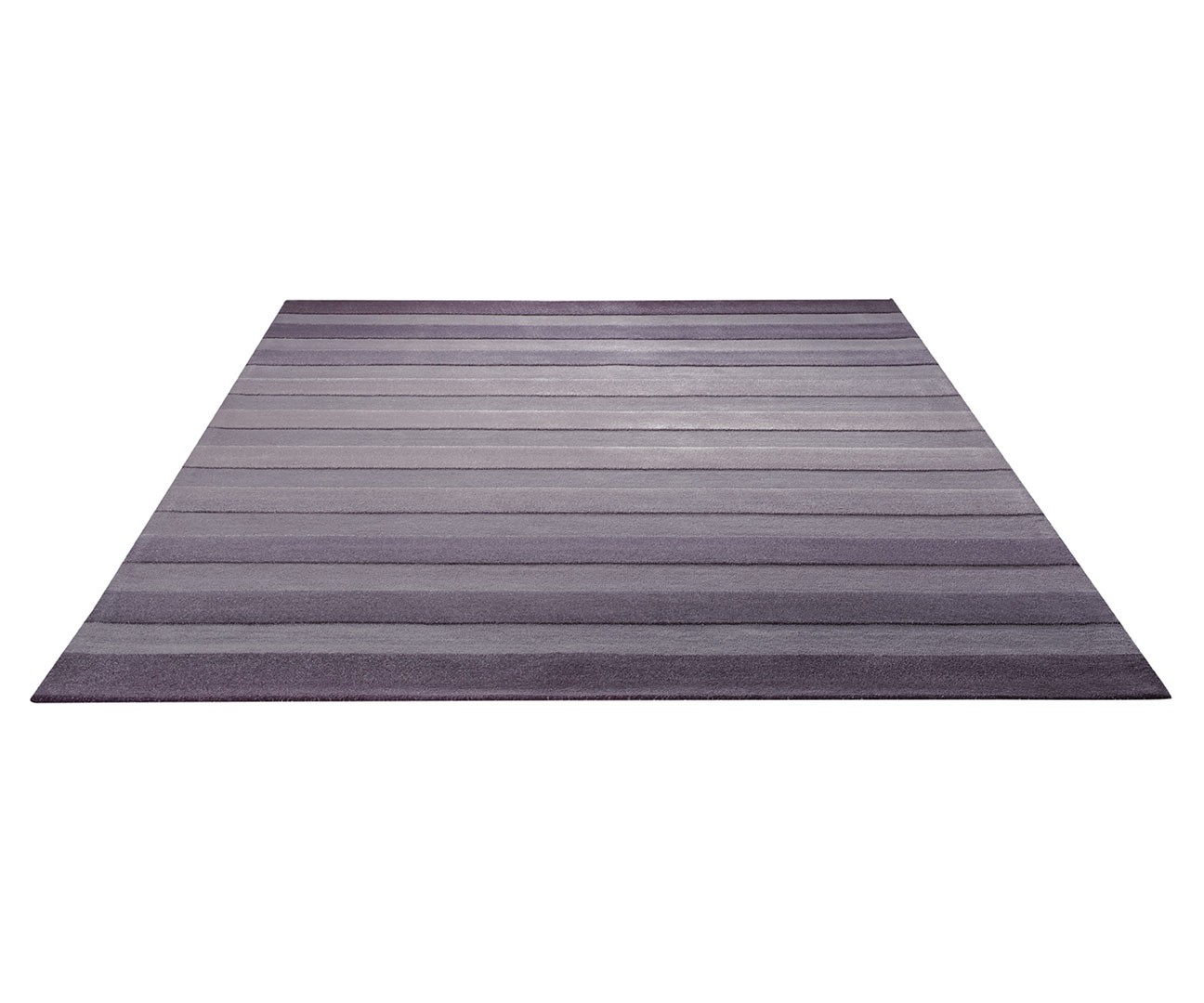 Tapis de salon gris Cross Walk par esprit Home