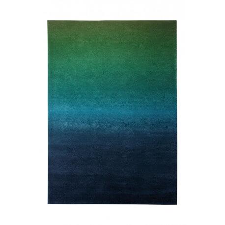Tapis vert en acrylique Summer Fun par Esprit Home