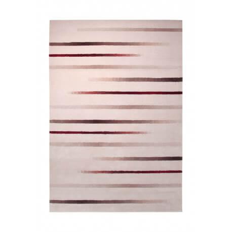 Tapis design rose Flow par Esprit Home