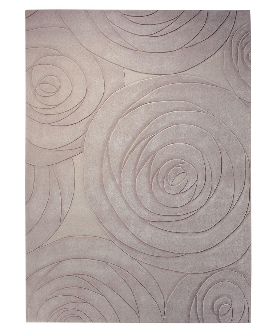Tapis beige à motifs Carving Art par Esprit Home