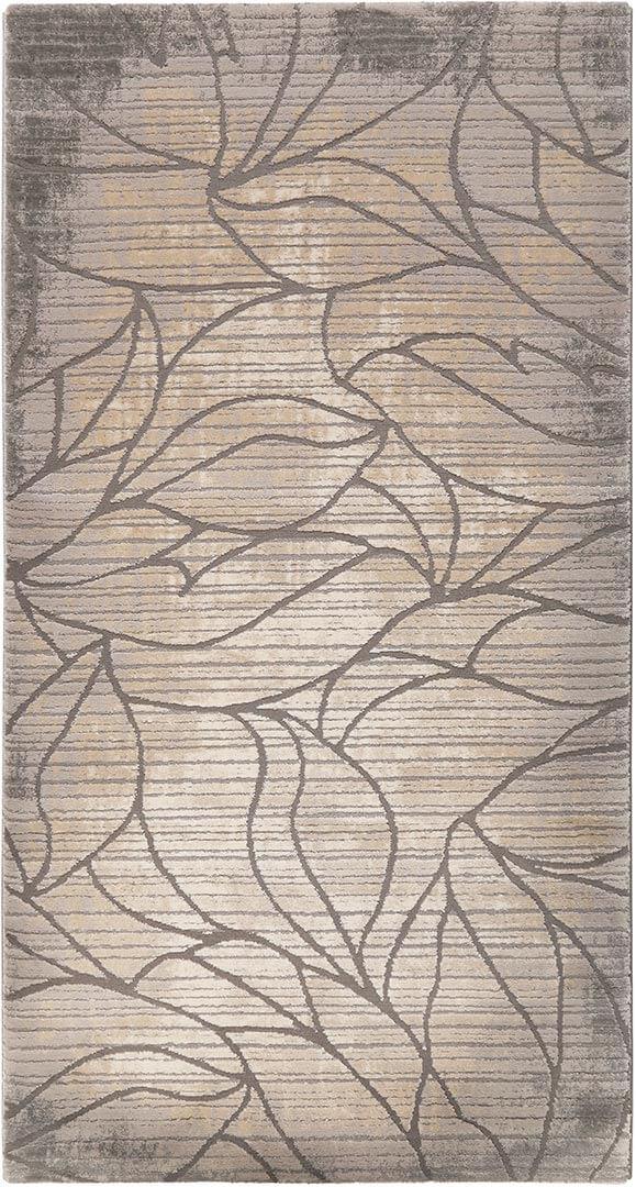 Tapis taupe Esprit Home géométrique contemporain Tera Esprit Home