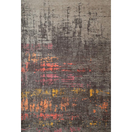 Tapis design lavable en machine rectangle multicolore Massa