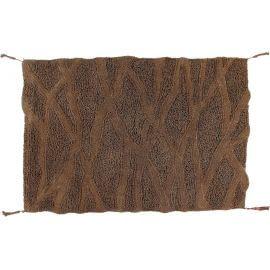 Tapis ethnique en laine lavable en machine pour salon Enkang