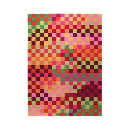 Tapis pour chambre d'enfant multicolore Pixel par Esprit Home