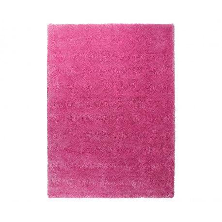 Tapis shaggy doux pour enfant rose Soft Glamour par Esprit Home