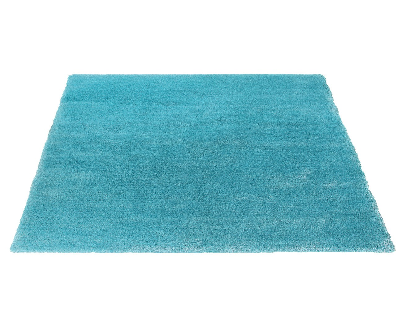 tapis shaggy bleu turquoise pas cher. Black Bedroom Furniture Sets. Home Design Ideas