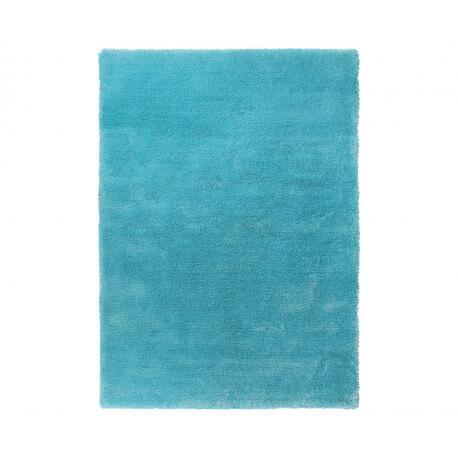 Tapis shaggy doux pour enfant turquoise Soft Glamour par Esprit Home