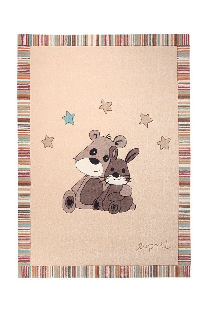 Chambre Bebe Ikea Hensvik : Pin Tapis Beige Pour Chambre D Enfant Happy Zoo Elephant 2 Sigikid on