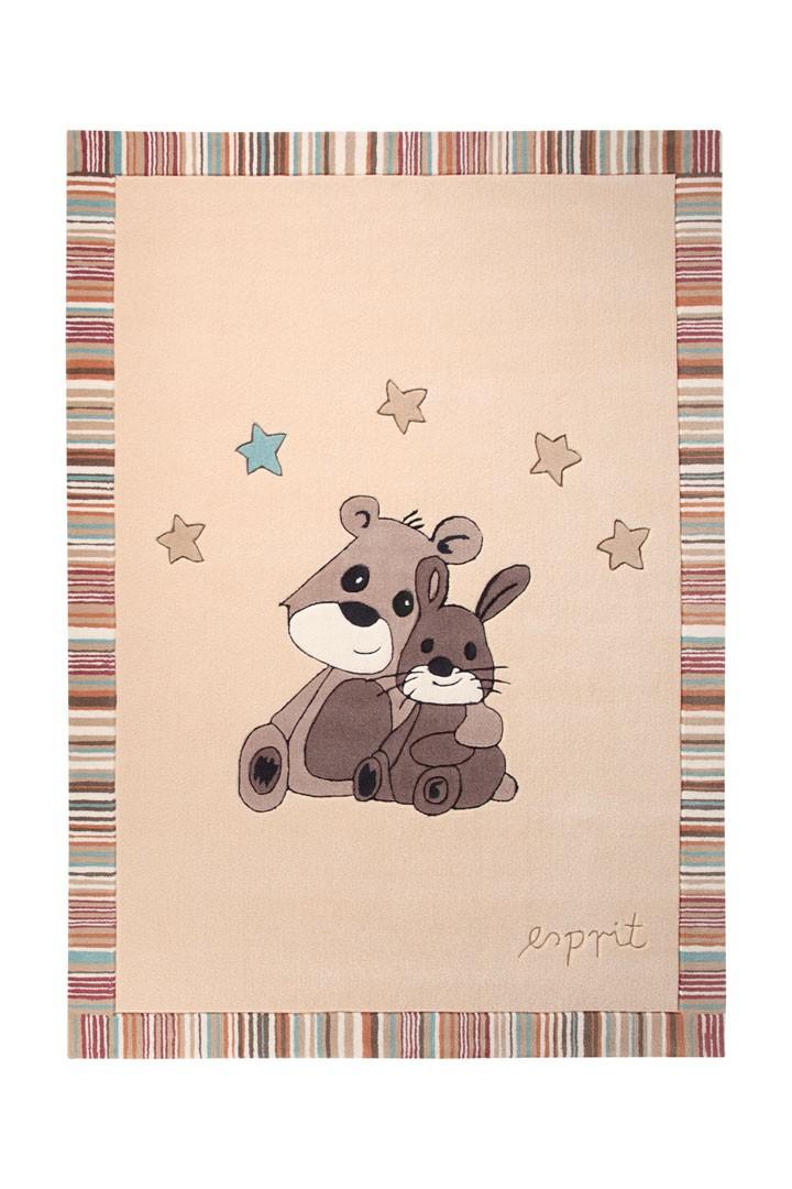 Cuisine Moderne Ancienne : Pin Tapis Beige Pour Chambre D Enfant Happy Zoo Elephant 2 Sigikid on