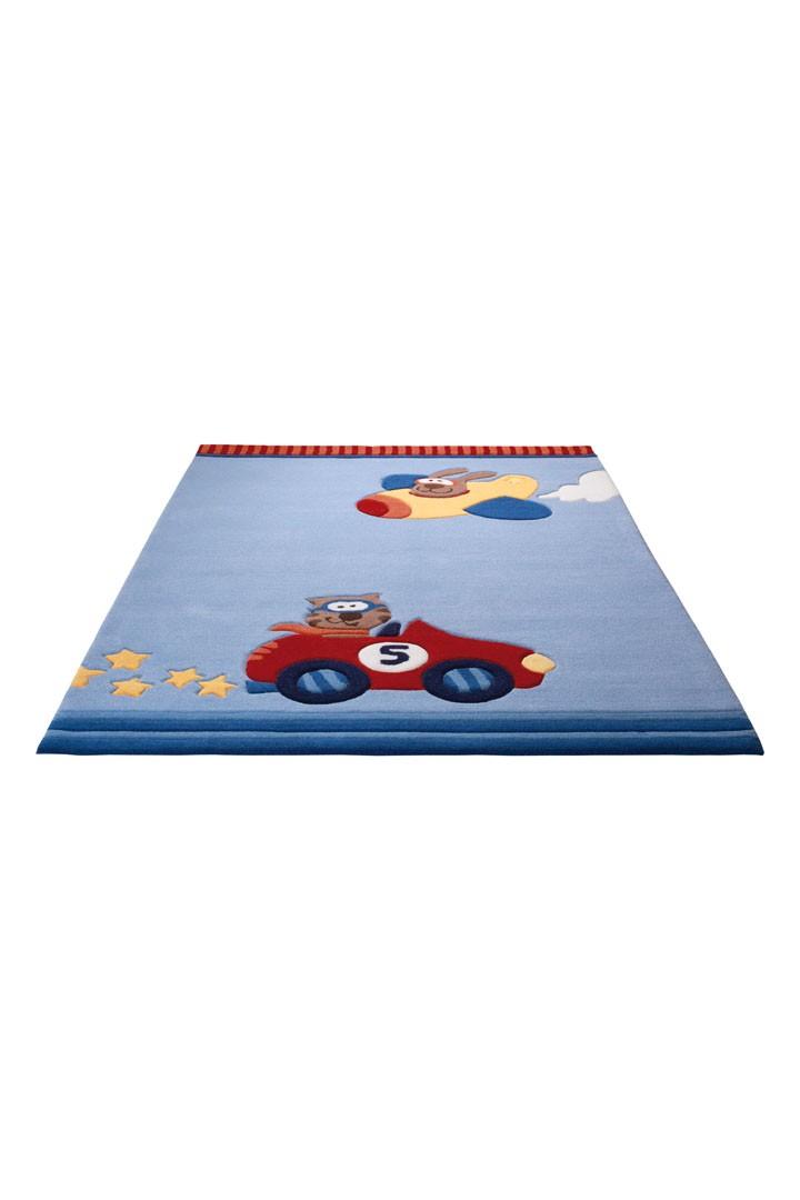 Tapis pour enfant Happy Street Cars 1 Sigikid