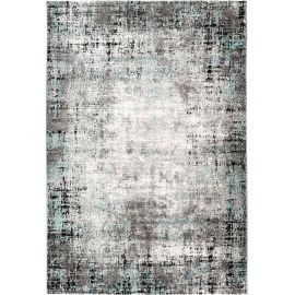 Tapis rayé vintage rectangle pour salon Delgada