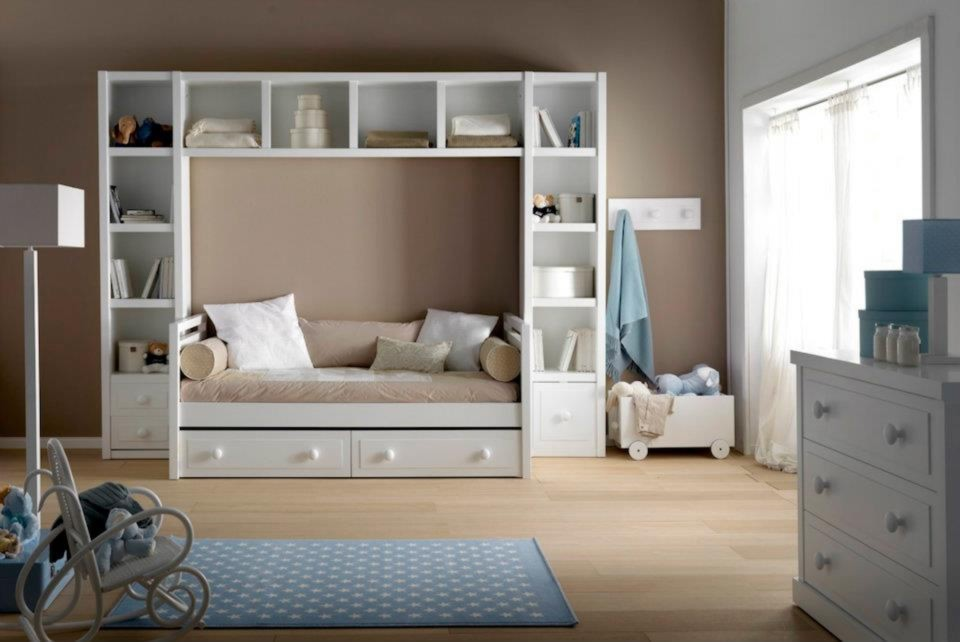 rideau bleu ciel chambre bebe avec des. Black Bedroom Furniture Sets. Home Design Ideas
