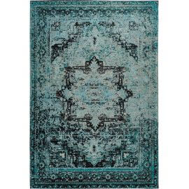Tapis plat vintage intérieur plat rectangle Pacino