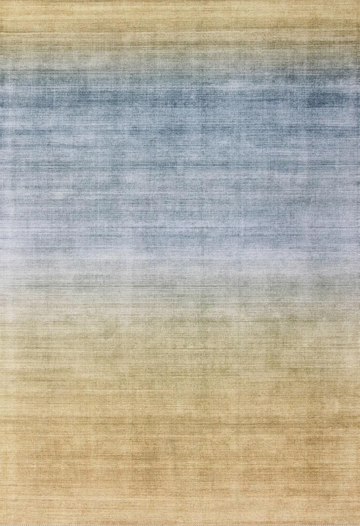 Tapis dégradé intérieur rectangle design Shades