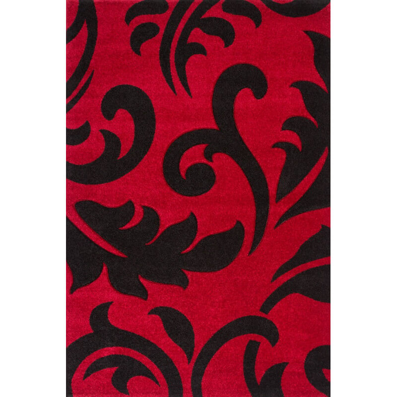 tapis rectangulaire contemporain en polypropyl ne rouge helvet iv. Black Bedroom Furniture Sets. Home Design Ideas