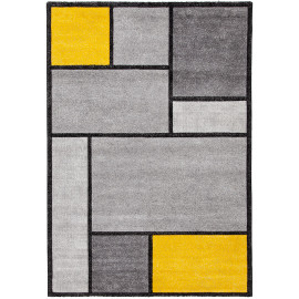 Tapis moderne intérieur rectangle graphique Brighton