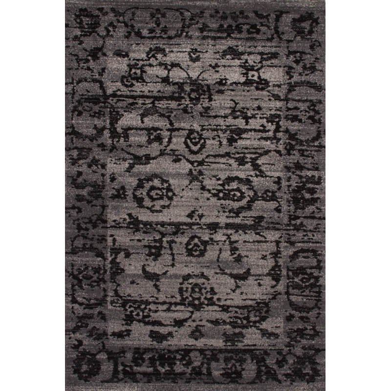 tapis d 39 entr e vintage argent vista iii lalee. Black Bedroom Furniture Sets. Home Design Ideas