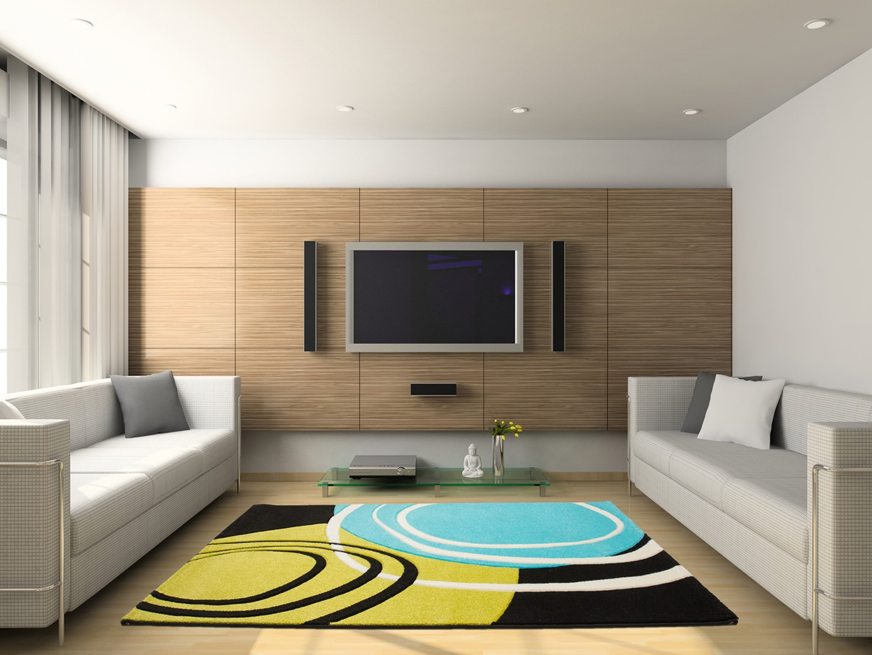 Images correspondant tapis chambre bleu