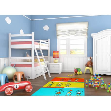 tapis pour chambre d 39 enfant vert kids family. Black Bedroom Furniture Sets. Home Design Ideas