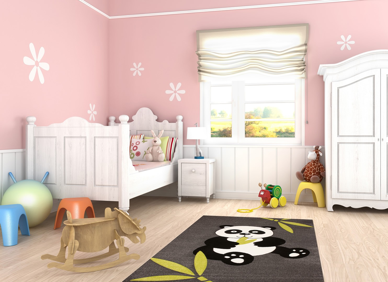 Idee Deco Chambre Fille Hello Kitty
