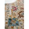 Tapis berbère coloré pour salon rectangle ethnique Wexford