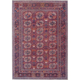 Tapis style orient rectangle pour salon Youghal