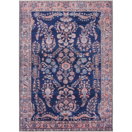 Tapis style orient rectangle pour salon Laytown