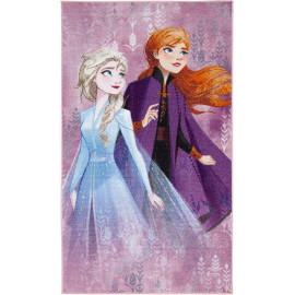 Tapis Disney pour enfant Reine des Neiges 2