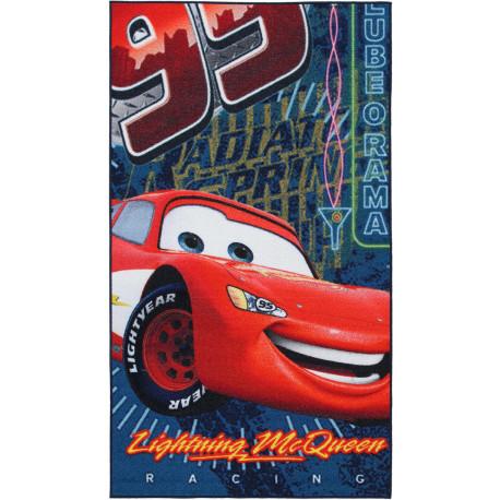 Tapis de chambre enfant Disney McQueen
