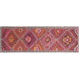 Tapis de cuisine en PVC ethnique rectangle Glencoe