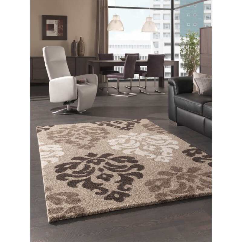 tapis contemporain beige en polypropyl ne white house. Black Bedroom Furniture Sets. Home Design Ideas