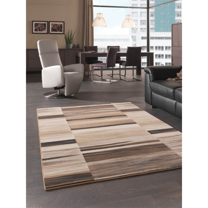 tapis beige de salon courtes m ches wall. Black Bedroom Furniture Sets. Home Design Ideas