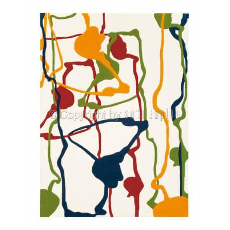 Tapis Colour Festival tâche I par Arte Espina