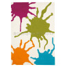 Tapis Colour Festival tâche II par Arte Espina