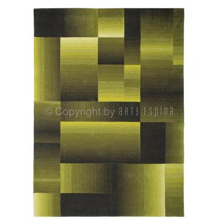 Tapis vert Digiworld par Arte Espina