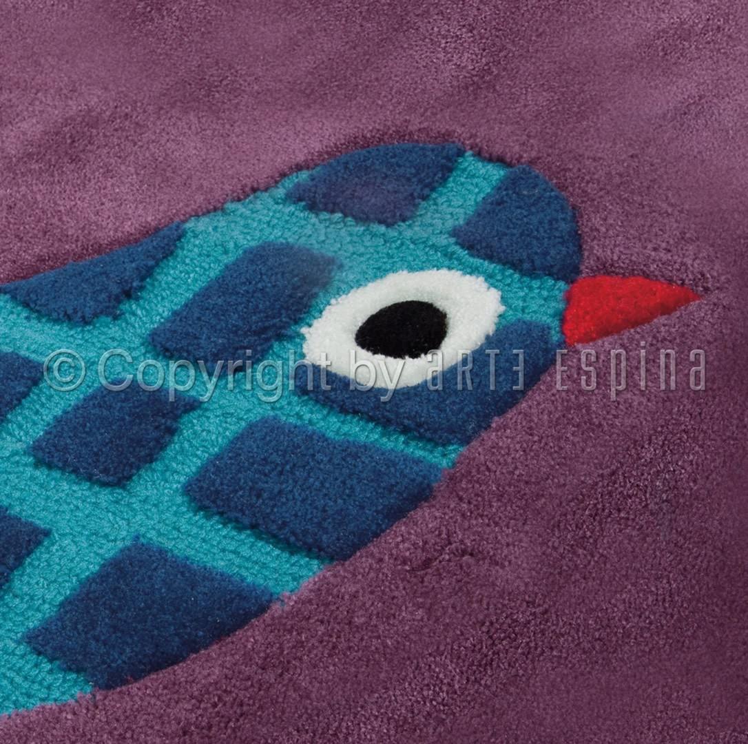 Tapis enfant Birds par Arte Espina