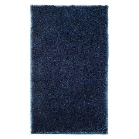 tapis de salle de bain antid rapant bleu chill esprit home. Black Bedroom Furniture Sets. Home Design Ideas