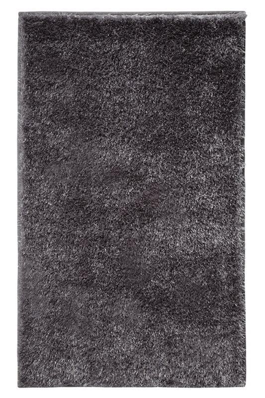 Tapis de salle-de-bain antidérapant gris Chill! Esprit Home