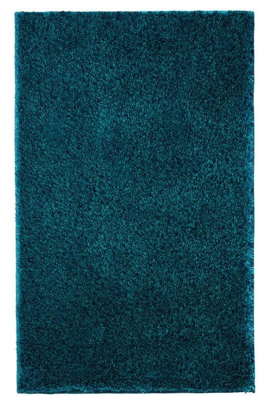 Tapis de salle-de-bain antidérapant turquoise Chill! Esprit Home