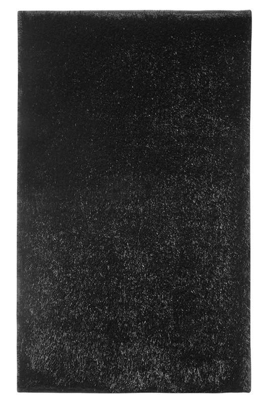 Tapis de salle-de-bain antidérapant noir Chill! Esprit Home