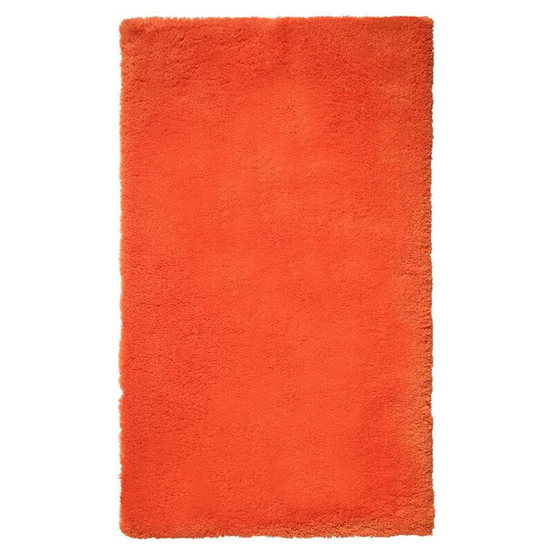 tapis de bain shaggy antid rapant orange event esprit home. Black Bedroom Furniture Sets. Home Design Ideas