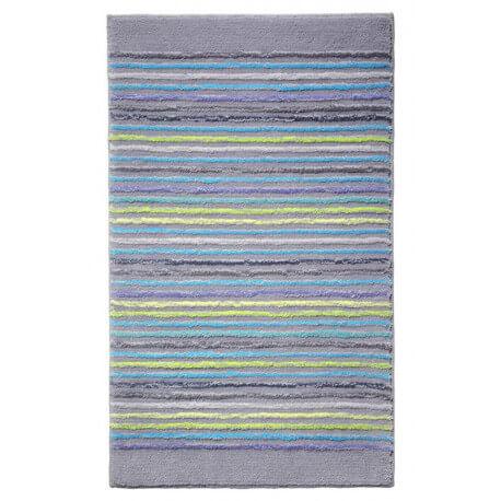 Tapis de bain antidérapant gris Cool Stripes Esprit Home
