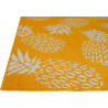 Tapis extérieur et intérieur design ananas Tahiti