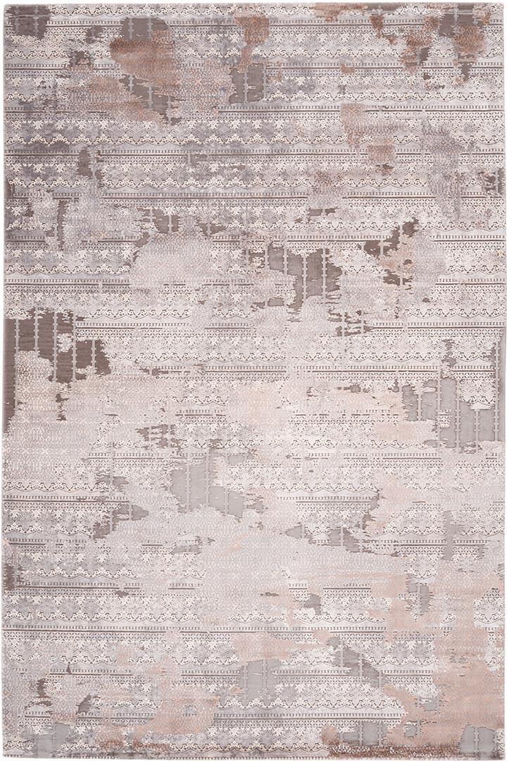 Tapis de salon en bambou moderne Perle