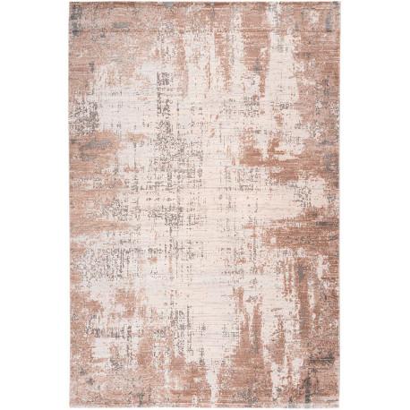 Tapis de salon en soie de bambou univers baroque Emozione