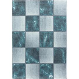 Tapis design cubique pour salon Savannah