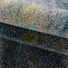 Tapis design effet courbe pour salon Somali