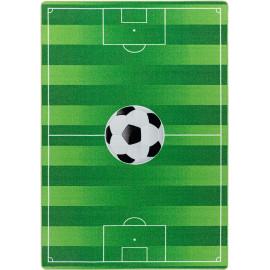Tapis enfant de jeu football Soccer